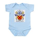 Hartside Coat of Arms Infant Creeper