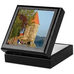 Passau Germany Keepsake Box