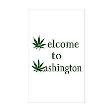 Welcome to Washington Marijuana Decal