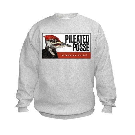 Pileated Posse Kids Sweatshirt