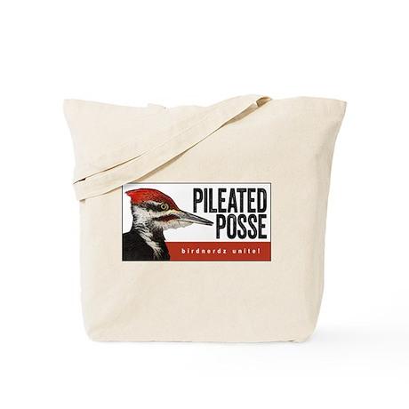 Pileated Posse Tote Bag