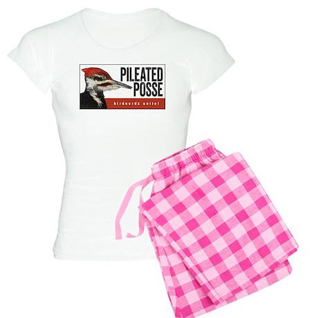 Pileated Posse Women's Light Pajamas