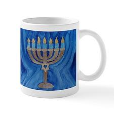 HANUKKAH MENORAH Mug