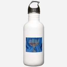 HANUKKAH MENORAH Water Bottle