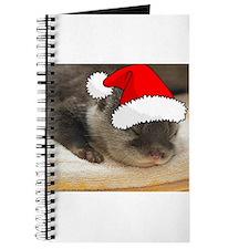 Christmas Otter Journal