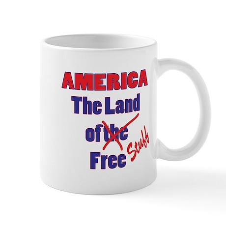 Land of Free Stuff Mug