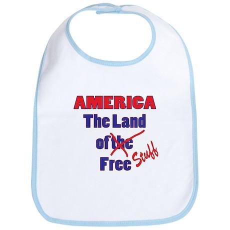 Land of Free Stuff Bib