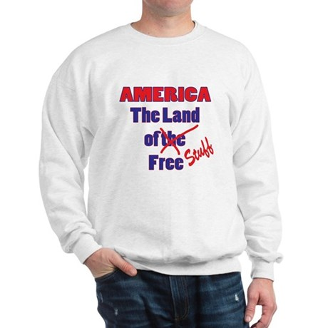 Land of Free Stuff Sweatshirt