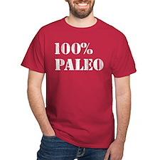 100% Paleo T-Shirt