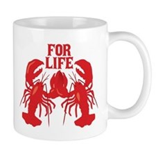 Lobsters Mate For Life Mug