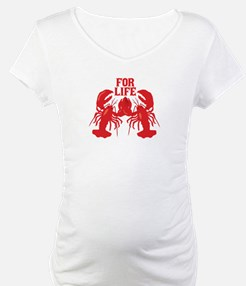 Lobsters Mate For Life Shirt