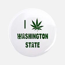 "I Love Washington State 3.5"" Button"