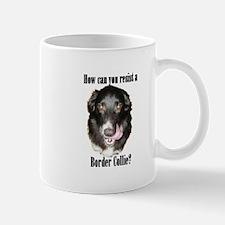 Right-handed Border Collie Mug