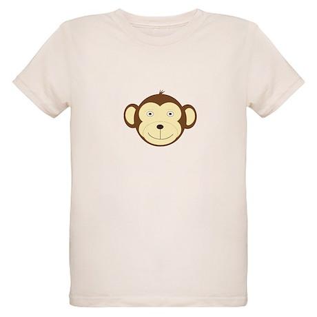 Monkey Organic Kids T-Shirt