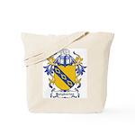 Halyburton Coat of Arms Tote Bag