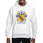 Halyburton Coat of Arms Hooded Sweatshirt
