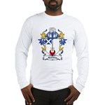 Halliday Coat of Arms Long Sleeve T-Shirt
