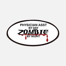 Physician Asst Zombie Patches