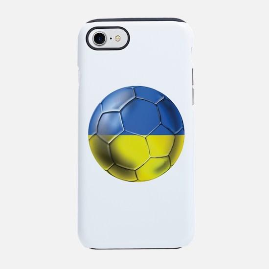 Ukraine Football iPhone 7 Tough Case