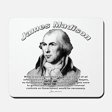 James Madison 10 Mousepad