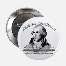 "James Madison 10 2.25"" Button (100 pack)"
