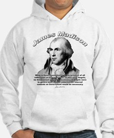 James Madison 10 Hoodie