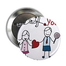 "Will You Marry Me 2.25"" Button"