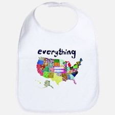 Everything is Everything Equal Bib