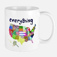 Everything is Everything Equal Mug