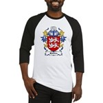 Haldon Coat of Arms Baseball Jersey