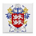 Haldon Coat of Arms Tile Coaster