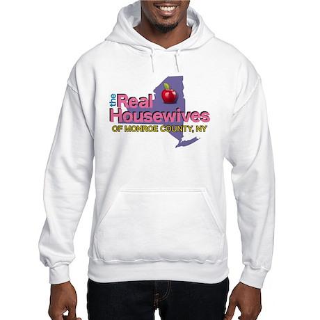 Real Housewives of Monroe Ct. NY Hooded Sweatshirt