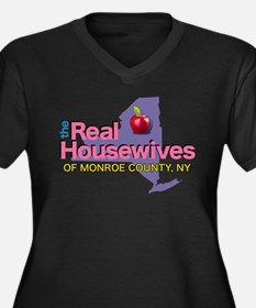 Real Housewives of Monroe Ct. NY Women's Plus Size