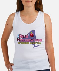 Real Housewives of Monroe Ct. NY Women's Tank Top