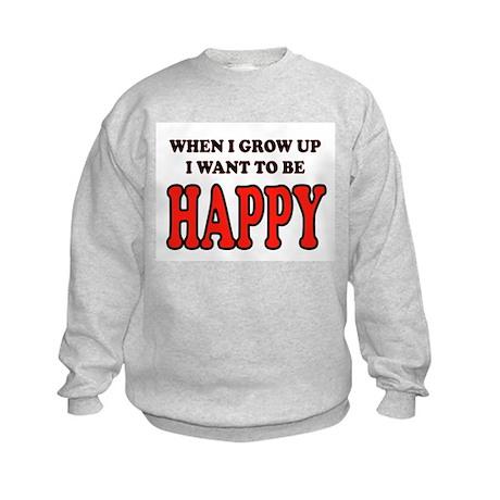 HAPPY Kids Sweatshirt