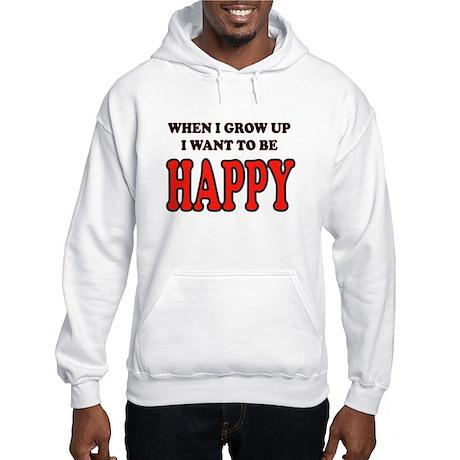 HAPPY Hooded Sweatshirt