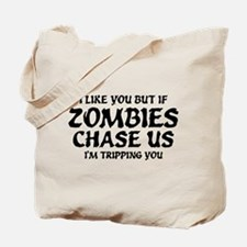 I'm Tripping You Tote Bag