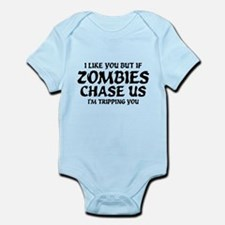 I'm Tripping You Infant Bodysuit
