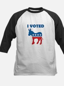 I Voted Democrat Tee