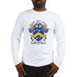Hairstans Coat of Arms Long Sleeve T-Shirt