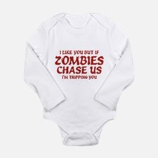 I'm Tripping You Long Sleeve Infant Bodysuit