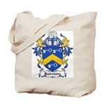 Hairstans Coat of Arms Tote Bag