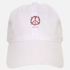 Attraction Simple Peace Baseball Baseball Cap