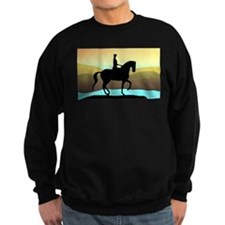 Dressage By The Sea Sweatshirt