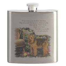 welsh terrier garden 2.png Flask