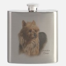 Australian Terrier Art name.png Flask