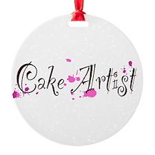 Cake Artist Ornament