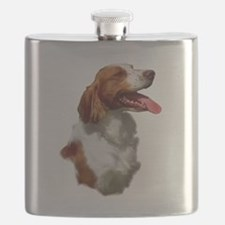 brittany art square.png Flask