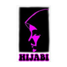 HIJABI - Rectangle Decal