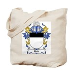 Hair Coat of Arms Tote Bag